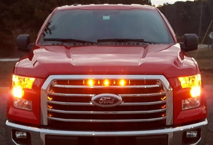 Fits 5 bar grille