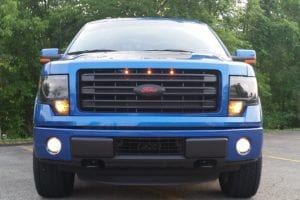 Grille Light Kit Clear Lens