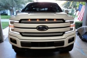 2018-2020 F150 Raptor Grill Light