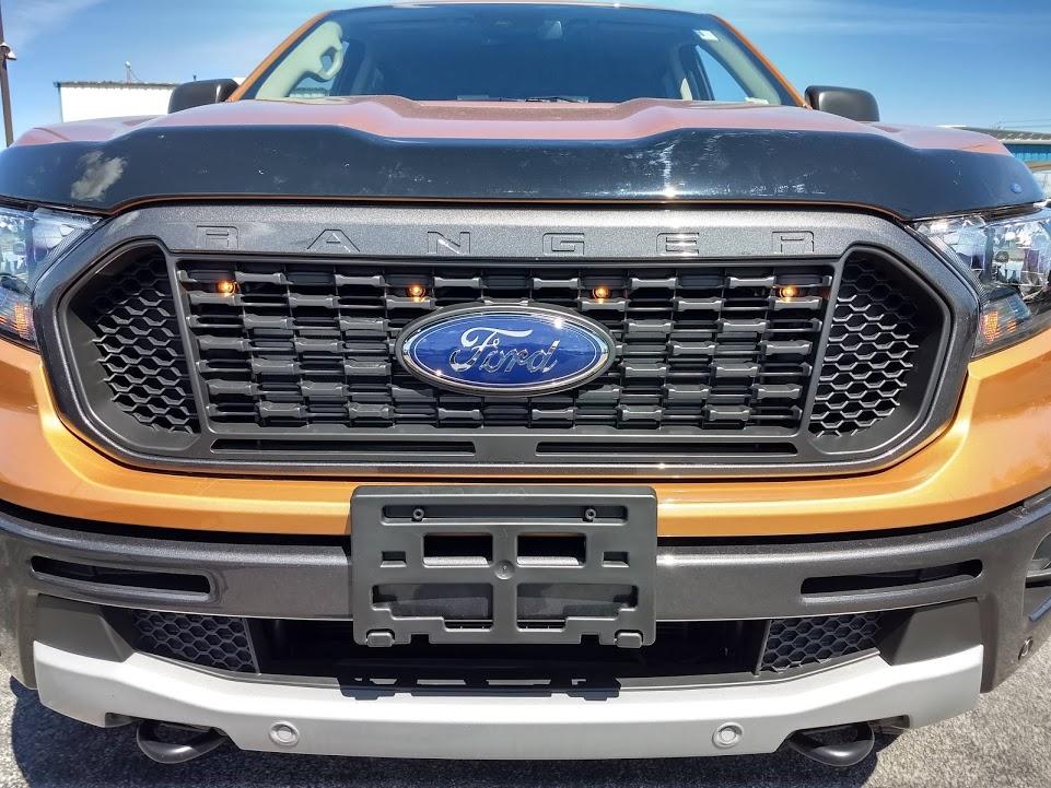 2019 2020 Ford Ranger Raptor Style Light Kit 4 Led Custom Auto